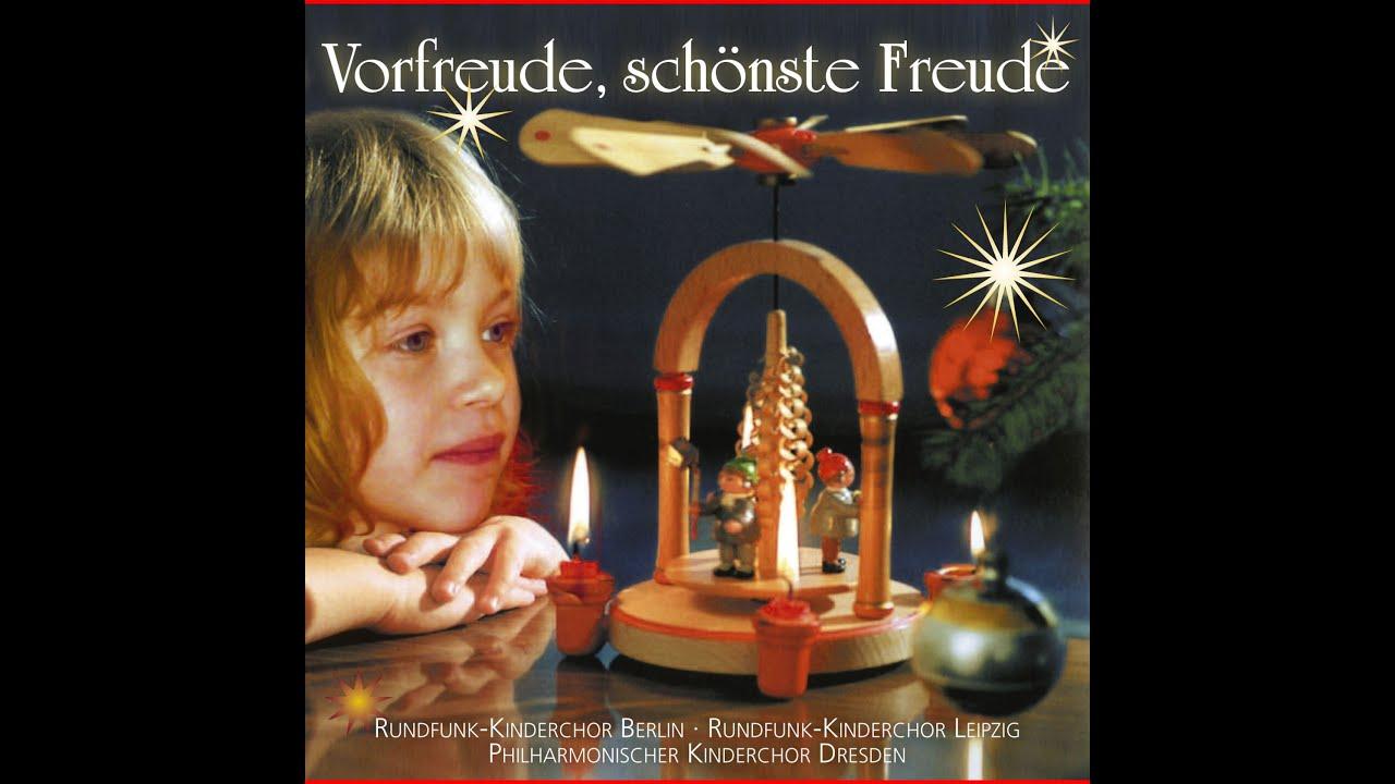 Vorfreude, schönste Freude (das komplette Album) - Weihnachtslieder