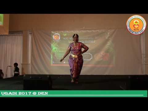 [NLTC] Ugadi 2017 : Incredible India : Bharatanatyam By Vaijeyanthi