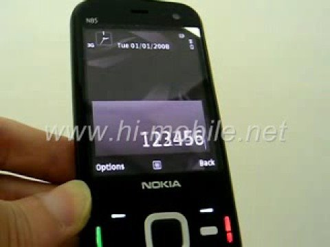 Nokia N85 Fully Unlocked (www.hi-mobile.net)