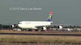South African Airways Special! at London Heathrow Airport