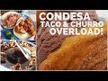 Mexico City's BEAUTIFUL SEAFOOD TACOS & INCREDIBLE CHURROS! | CONDESA Mexican Food OVERLOAD!