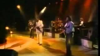 Gary Moore, Albert King and Albert Collins - Caldonia Live