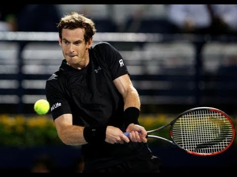 Andy Murray hopeful of hanging onto top tennis ranking