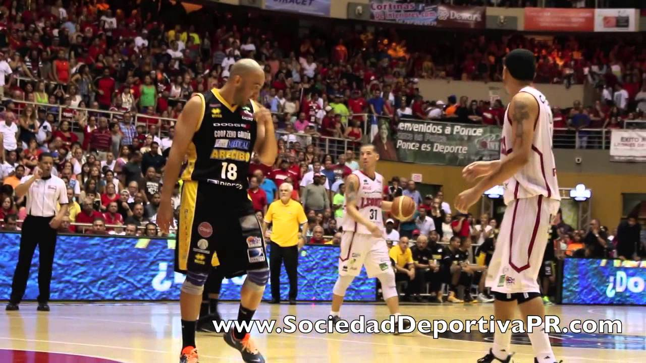 Capitanes Vs Leones