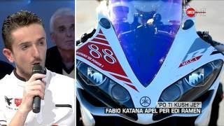 Zone e lire - 'Po ti kush je?' Fabio Katana apel per Edi Ramen! (30 tetor 2015)