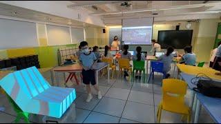 Publication Date: 2021-07-07   Video Title: STEM SEED 光雕團隊建設創造力課程 #中華基督教會基