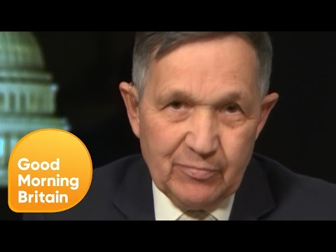 Dennis Kucinich on Whether Russia Helped Trump Win the Election | Good Morning Britain
