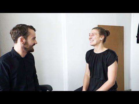 Johanna Barnbeck über Wissenschaftsfilme – Interviews zum #FWK15