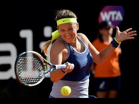 2015 Internazionali BNL d'Italia Day 3 WTA Highlights