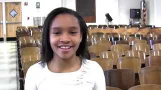 """""""Hold My Hand"""" Alicea of PS22 Chorus (by Sean Paul)"""