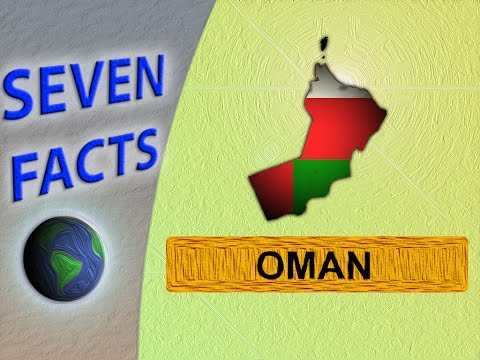 7 Facts about Oman