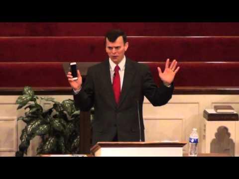 Chris Miller Guest Evangelist