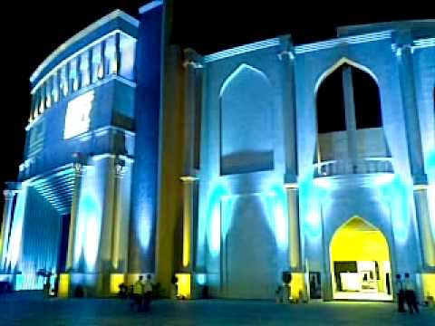 katara open theater on doha film festivel
