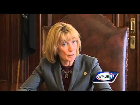 Raw video: Gov. Maggie Hassan explains position on refugees