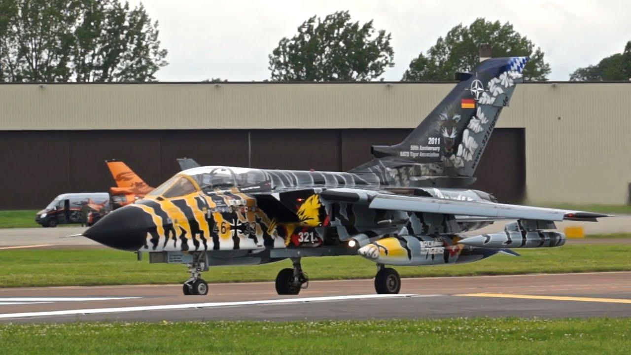 tiger meet tornado