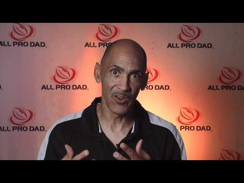 Tony Dungy Shares How He Learns From Pain