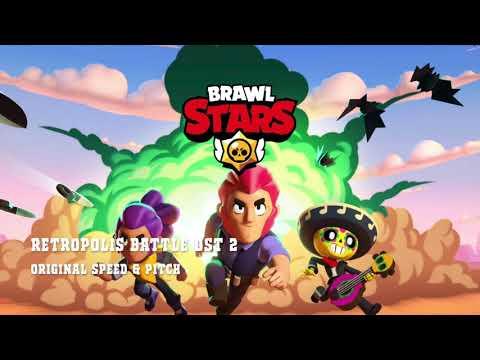 Retropolis Battle OST 2 | Brawl Stars