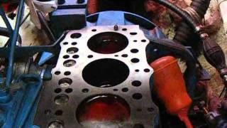 Liveaboard Sailor Girl Repairs Marinized Perkins M20 Diesel