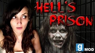 SO Much Screaming!! - Hell's Prison (Gmod Horror) w/ The Girls