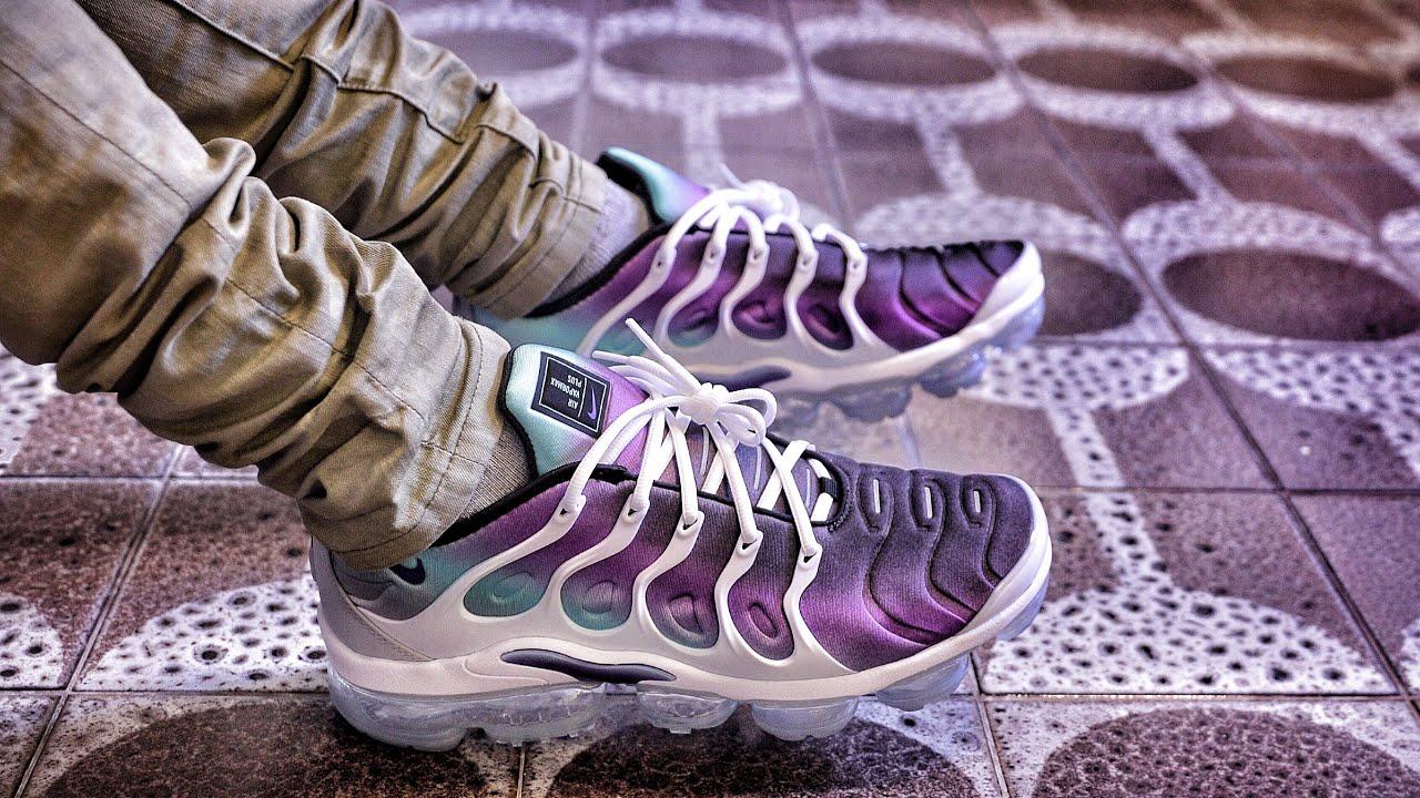Nike Air VaporMax Plus Grape Sneaker