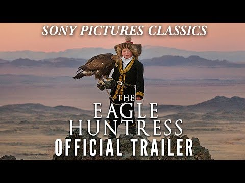 The Eagle Huntress | Official HD Trailer (2016)