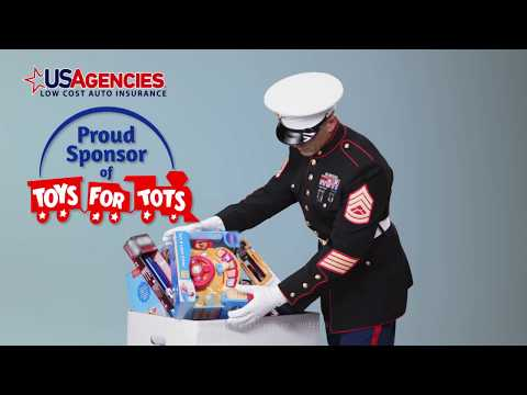 Toys For Tots @ USAGENCIES Insurance Locations 2017