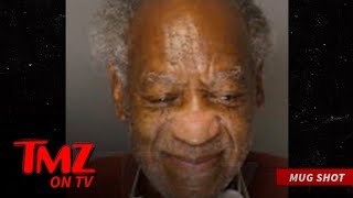 Bill Cosby Cracks Smile in His Latest Prison Mug Shot | TMZ TV