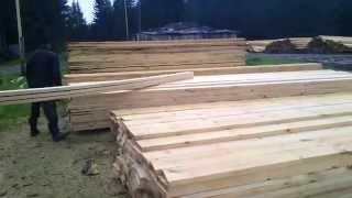 Вудмайзер ЛТ-40 Продажа доски Wood-mizer LT-40 распиловка