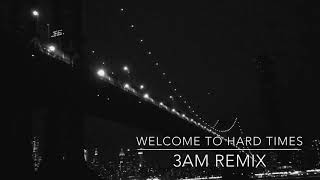 Moby - Welcome To Hard Times (3am Remix)