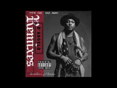 D'Angelo & Amerigo Gazaway - Variations Of Voodoo: A Tribute (Full EP)