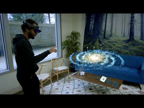 Explore The Galaxy Through This Amazing Virtual Reality Demo