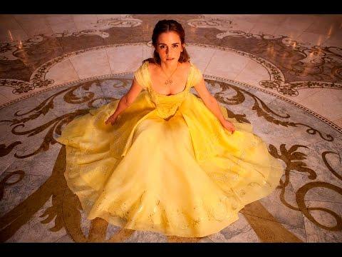 Emma Watson FINALLY Wore The Yellow Dress! - YouTube