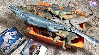 25 Jurassic World & Jurassic Park Inspired Dinosaurs - Indoraptor, Indominus Rex, T-Rex, Spinosaurus