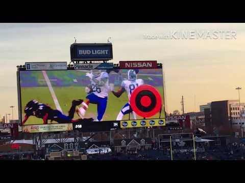 Kentucky vs Northwestern Music City Bowl Nashville Tennessee