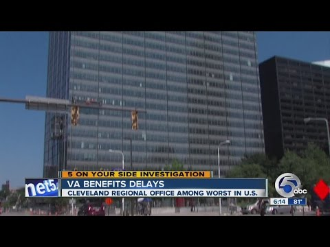 Serious concerns about Cleveland VA Regional Office