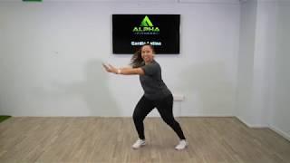 Cardio Latin Dance 2 with Coach Fa'izah