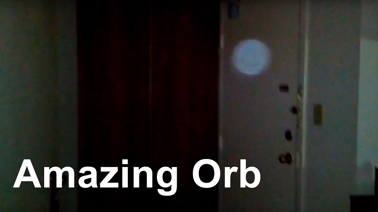 The Most Amazing Orb Orbs Caught On Camera Youtube