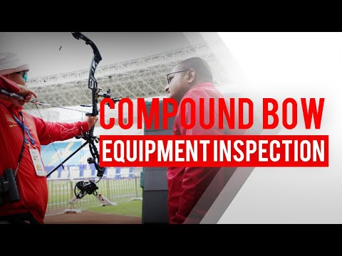 Guide To Compound Bow Equipment Inspection