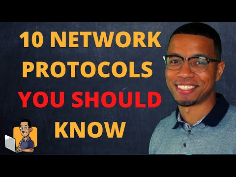 10 Protocols You Should Know | Networking Ports & Protocols