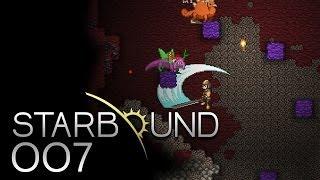 STARBOUND [HD+] #007 - Juhu, es ist MEGA MAN! ★ Let's Play Starbound