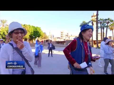L'épidémie, coup dur pour le tourisme en Égypte