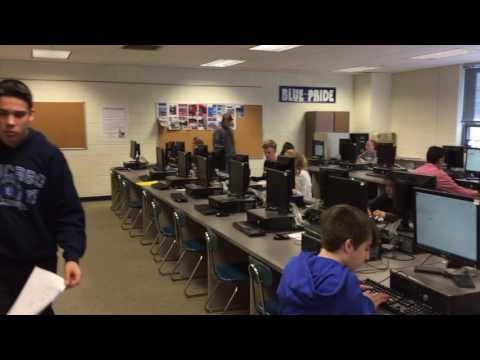 Woodstock High School Apr2017