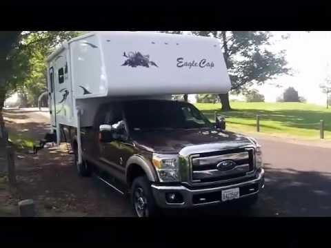 Eagle Cap 1160 Truck Camper RV Ventura Santa Barbara Oxnard Camarillo