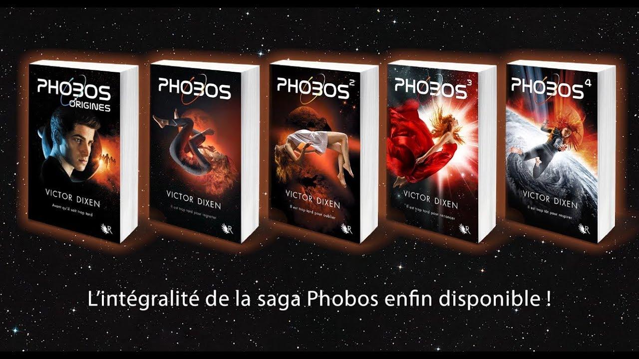"""Résultat de recherche d'images pour """"phobos saga"""""""