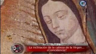 Extranormal Nuevos Descubrimientos Ayate de la Virgen de Guadalupe