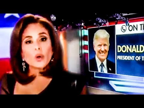 Fox Host Dumbfounded At Trumps Lunacy During