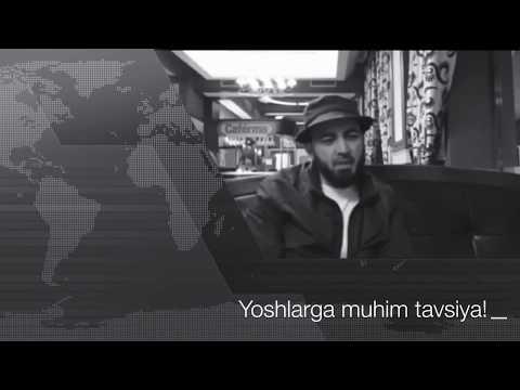 Farrux Soipov Yoshlarga Nasihat