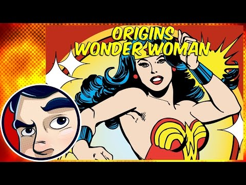 Wonder Woman - Origin