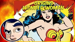 Wonder Woman - Origin