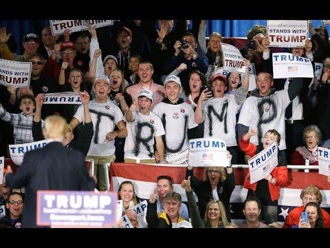 Non-College-Educated White Males LOVE Donald Trump